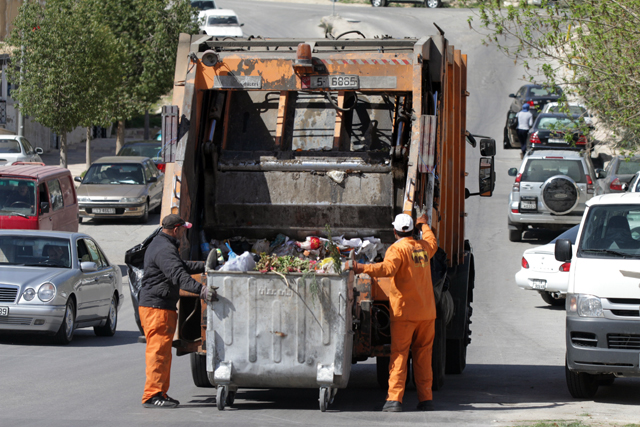 14,800 littering violations registered in Amman in first quarter of 2013