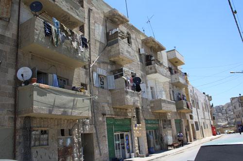 Amman - Khirfan Street